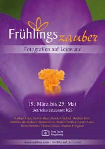 Ausstellung Frühlingszauber
