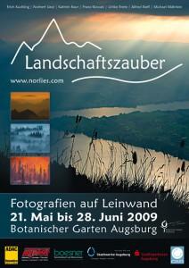 Ausstellung Landschaftszauber