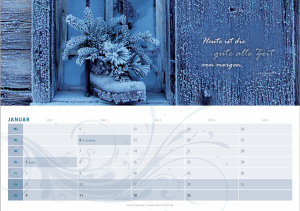 kalender 2009 2