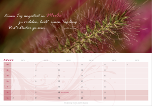 kalender 2009 9